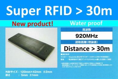 Super RFID > 30m